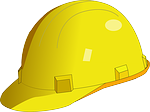 image yellow hard hat