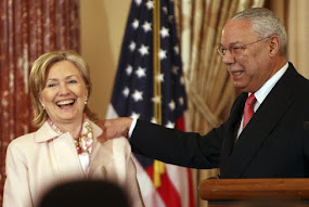 COLIN POWELL HAS NO SHAME