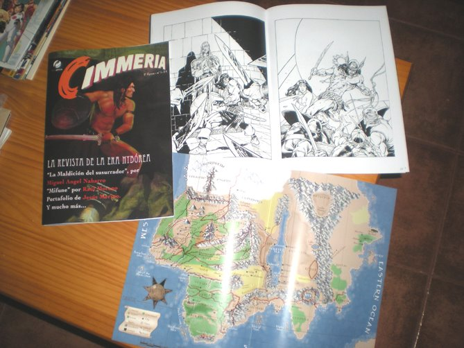 Cimmeria Revistadentro