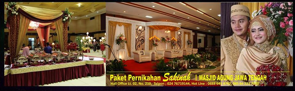 Pernikahan ISLAM, Harga catering pernikahan dan paket pernikahan Semarang, Menu catering pernikahan
