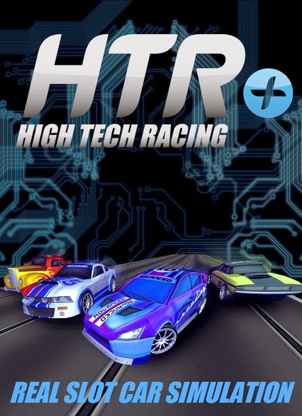 HTR plus Slot Car Simulation release
