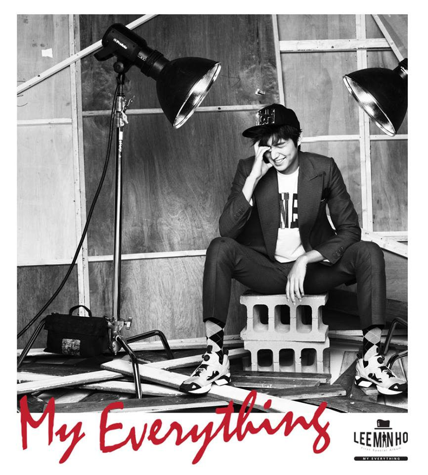 Lee min ho releases new teaser photo for special album my