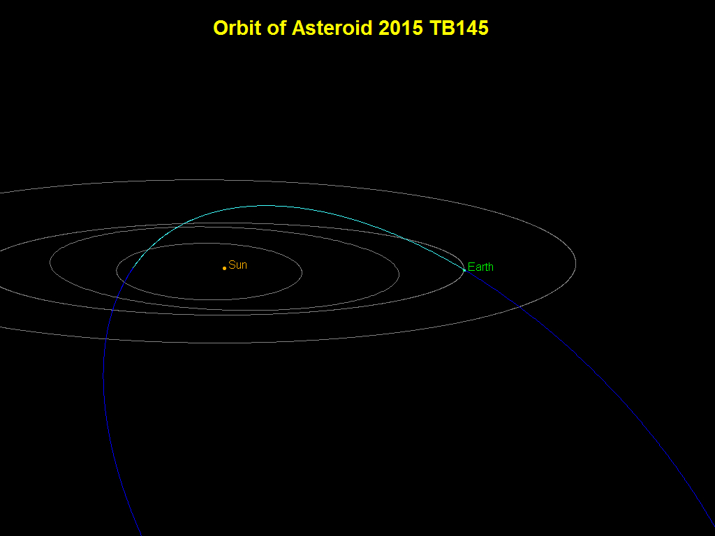 asteroid approach - photo #22