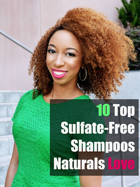 10 Top Sulfate-Free Shampoos Naturals Love