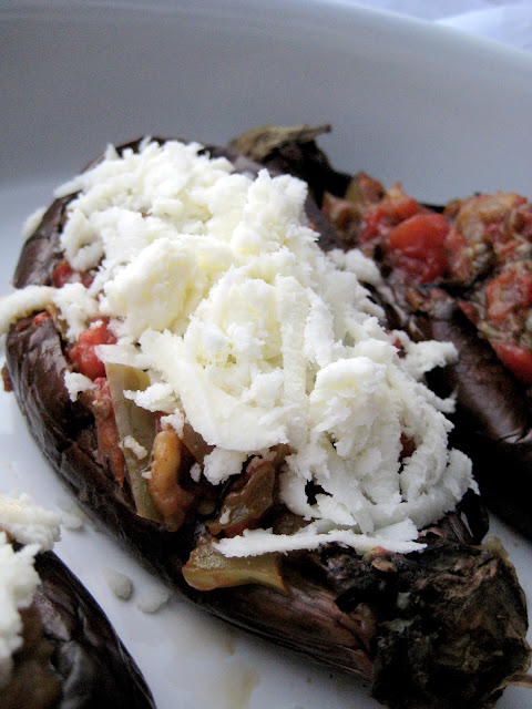 Eggplant Papucaki (Patlıcan Papucaki)