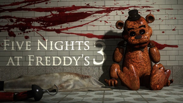 descargarFive Nights at Freddys 3 para pc 1 link español