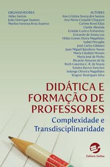 Didática e Formação de Professores - Complexidade e Transdisciplinaridade
