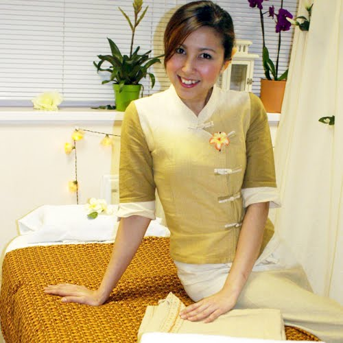 thai masseuse