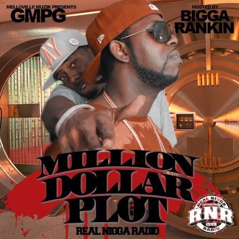 "Mixtape LP: ""Million Dollar Plot"" GMPG"