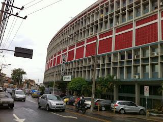 Fachada do CADEG, Rio de Janeiro