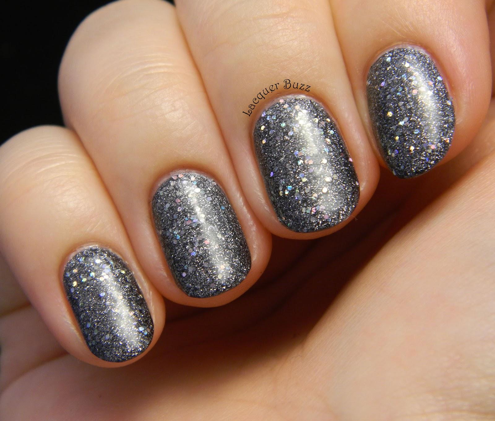 Lacquer Buzz: Rimmel Diamond Dust