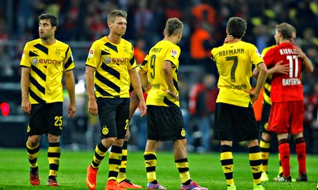 Prediksi Skor Pertandingan Borussia Dortmund VS Arsenal 17 September 2014
