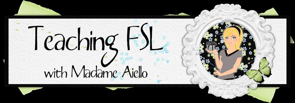 Teaching FSL