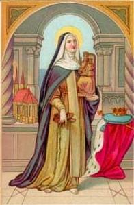 santoralcatólico santa edwigis são geraldo magela santa margarete