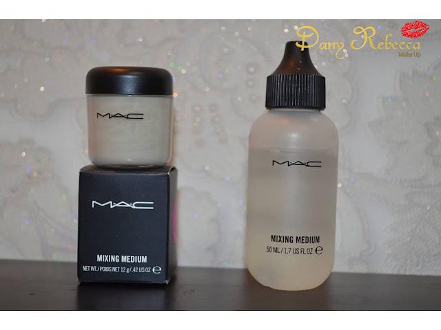 maquiagem, MAC, resenhas, Mixing Medium