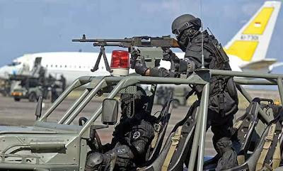 KTT APEC : Pasukan Gabungan Jaga Ketat Kawasan Nusa Dua, Bali