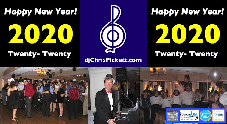 Chris Pickett Disc Jockey Service • djChrisPickett.com BLOG