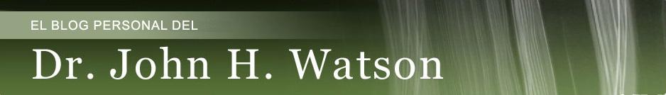 El Blog Personal del Dr. John H. Watson
