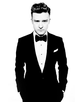 Justin Timeberlake Suit & Tie