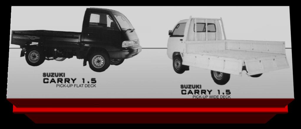 SUZUKI CARRY 1.5 FUTURA PICK UP