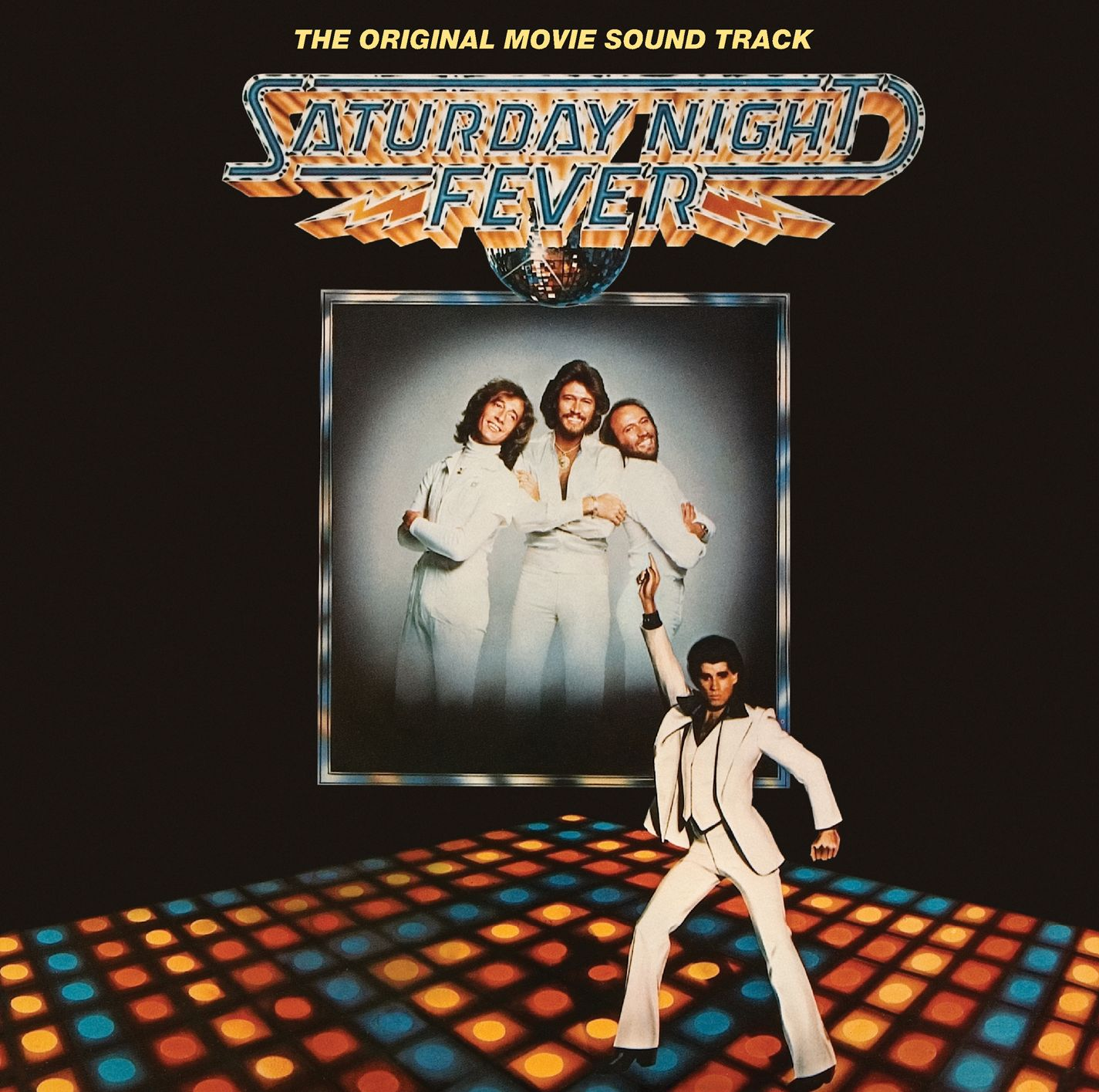 Soundtrack Saay Night Fever