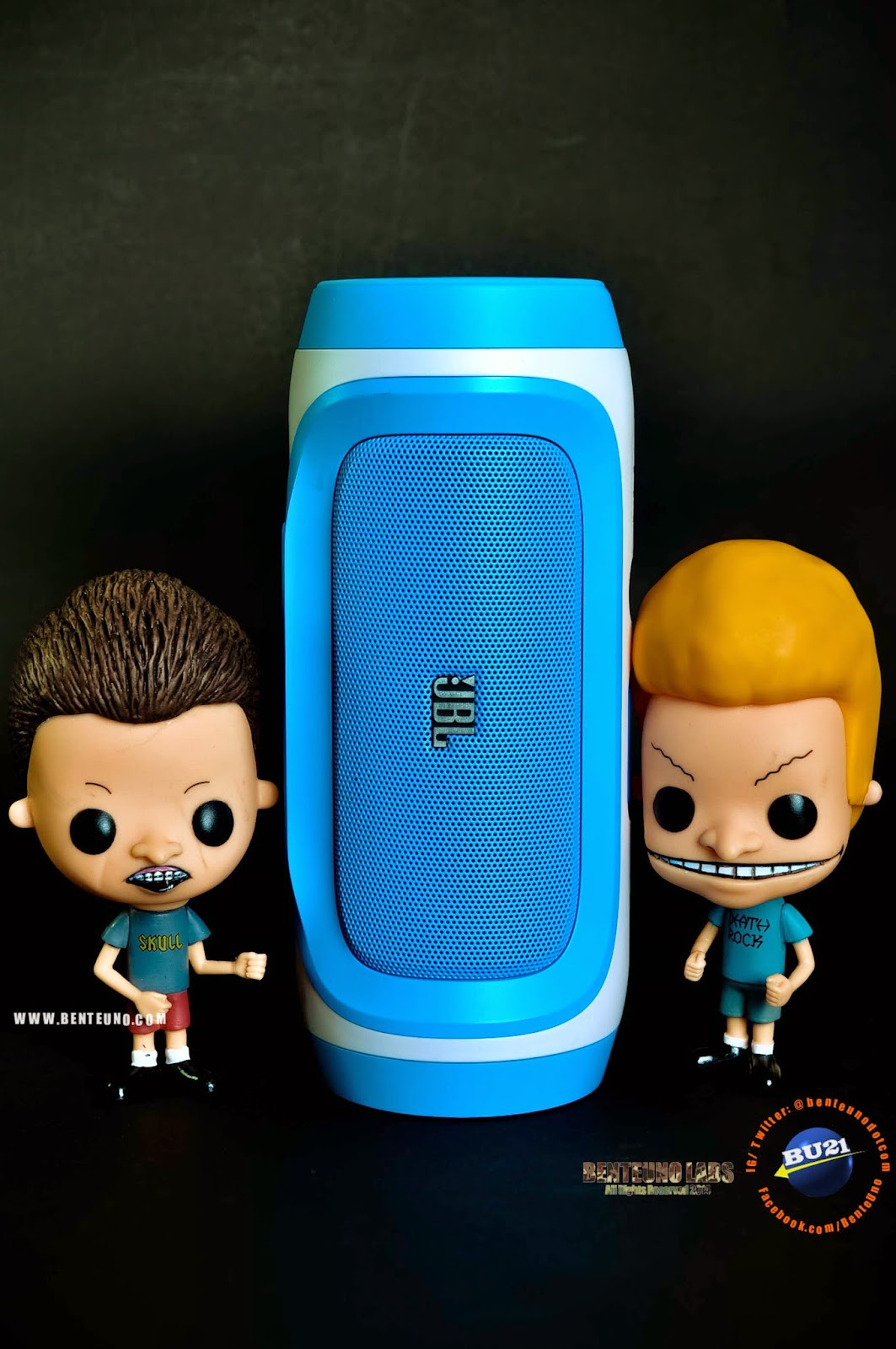 JBL Charge by Benteuno.com