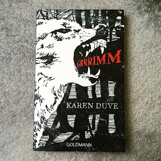Rezension Grrrimm von Karen Duve