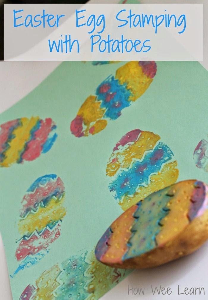 http://www.howweelearn.com/easter-craft-preschoolers-potato-stamping/
