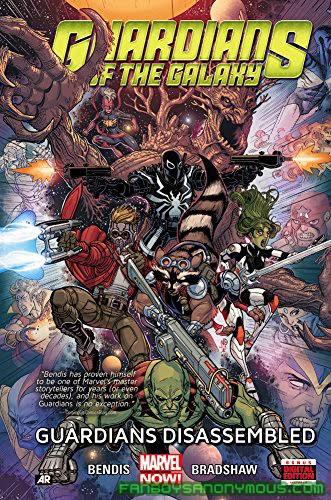 Buy Guardians of the Galaxy Volume 3 in print and receive a digital edition download code free