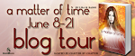 A Matter Of Time Blog Tour