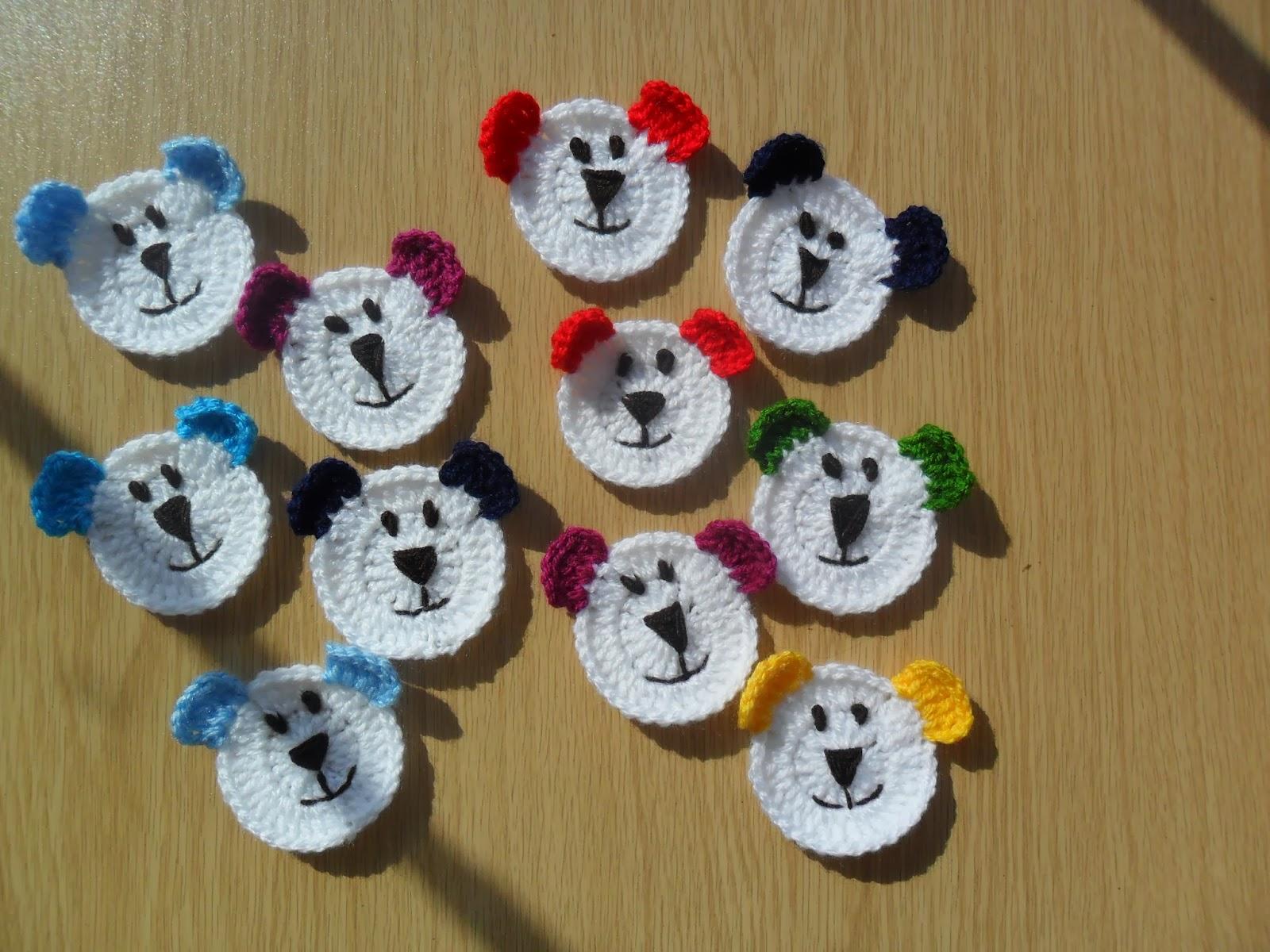 Вязание детского пледа с мишками - Handmade-Paradise 52
