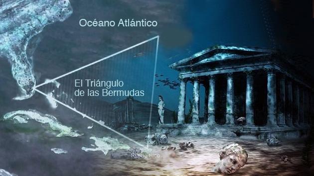 el triangulo de las bermudas spanish: