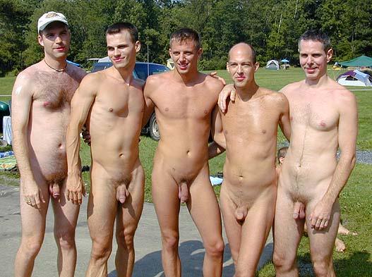 nudist camp groups