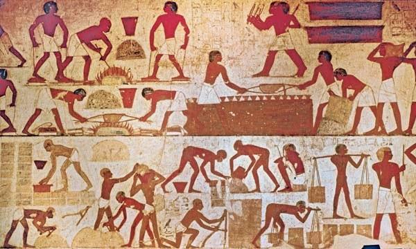 LUB NTSIAB NTAWM TXOJ KEV NTSEEG KAS TOS LIV Israelite+slaves