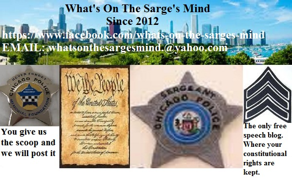 Whats On the Sarge&#39;s Mind