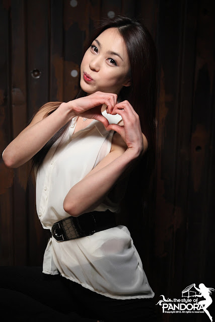 2 Sweet Smile Ju Da Ha-very cute asian girl-girlcute4u.blogspot.com