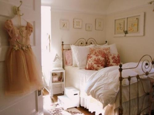 shabby chic decoracion dormitorios
