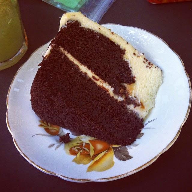עוגת שוקולד גינס | Bakers & Roasters