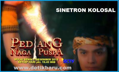 Sinopsis dan Daftar Pemain Sinetron Pedang Naga Puspa SCTV