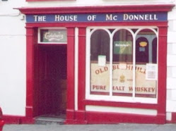 The House of McDonnell, Ballycastle!