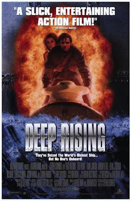descargar Deep Rising, Deep Rising latino, ver online deep rising
