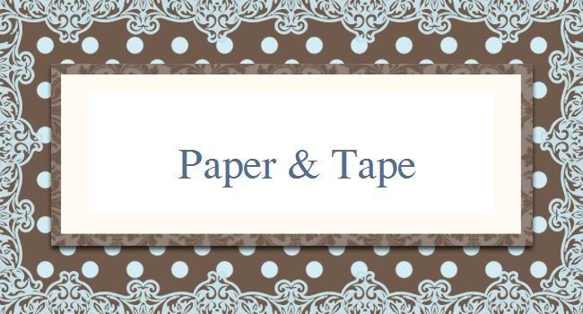 paperandtape