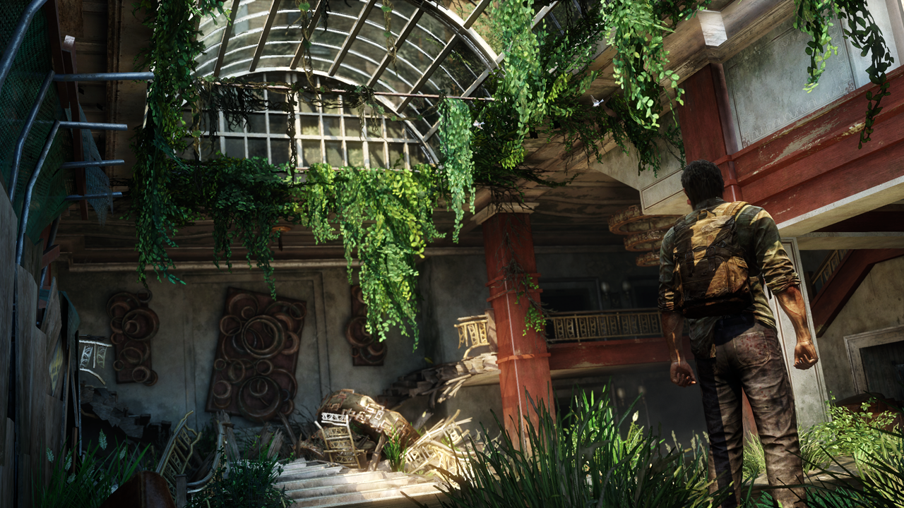 Preview Fighting Against Nature In The Last Of Us We