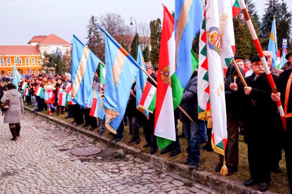 himnuszéneklés, MPP, Sepsiszentgyörgy, Marius Popică, magyar himnusz, magyar-román kapcsolatok, Trianon