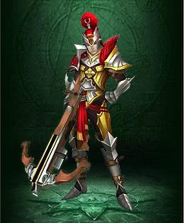 Kingdom of gold ARcher+Gladiator