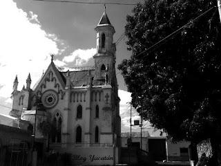 Costa Iglesia del Carmen Merida Mexico