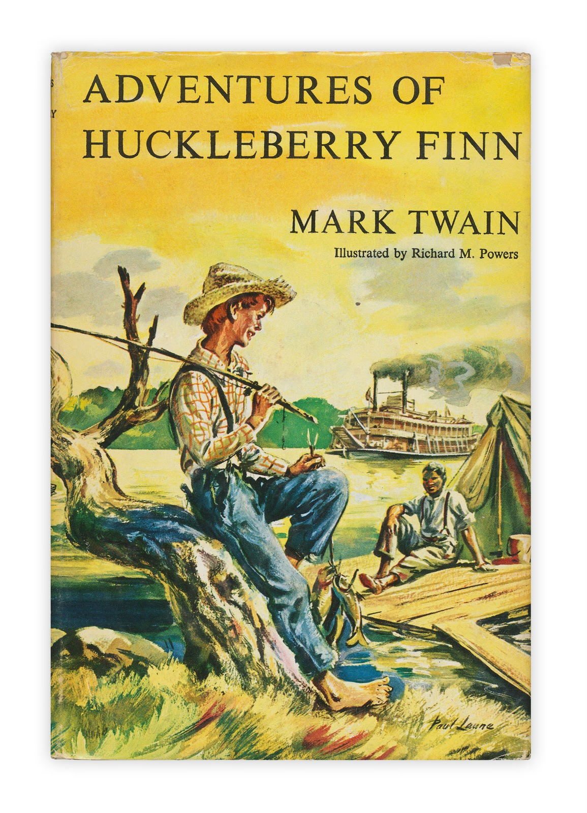 the influences of huckleberry finn in mark twains the adventures of huckleberry finn Adventures of huckleberry finn (or, in more recent editions, the adventures of huckleberry finn) is a novel by mark twain, first published in the united kingdom in december 1884 and in the united states in february 1885.