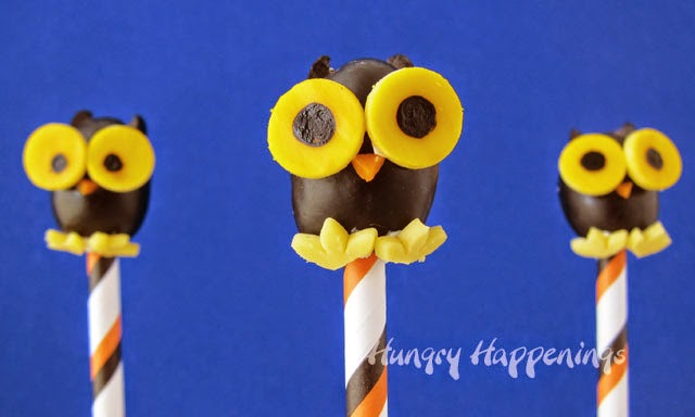Black Olive Owls | HungryHappenings.com