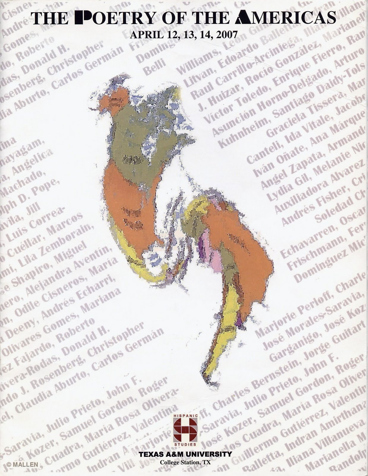 FRANCISCO JOSÉ CRUZ Archivo literario THE POETRY OF THE