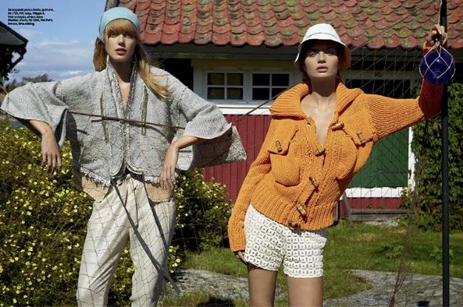 Vogue Brasil | Ses Rêveries